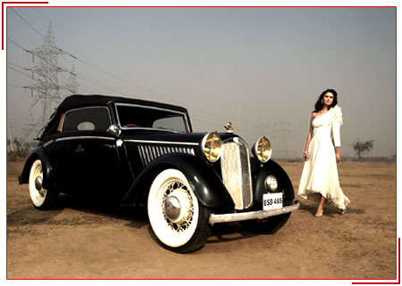 Limousine Luxury Car Rental Service India - Vintage audi cars