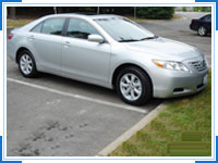 Toyota Camry,  Luxury Car Hire