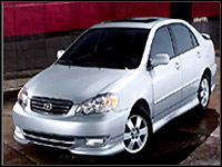 Corolla,  NRI Car Rental Services