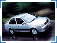 Maruti Esteem,  Budget Car Rental Services