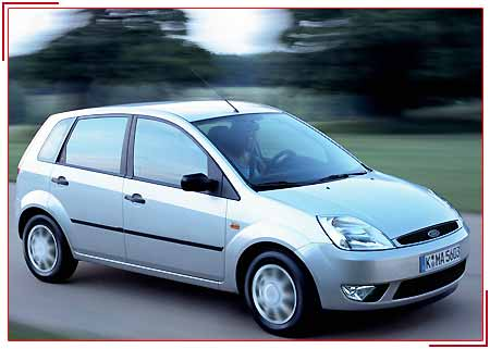 Ford fiesta, Budget Car Rental Services