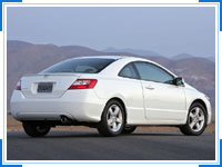 Honda City,  Luxury Car Hire