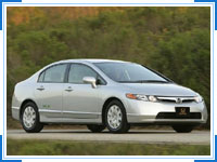 Honda Civic,   Luxury Car Hire