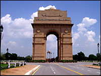 India Gate,  Delhi Holiday Packages