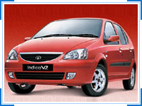 Tata Indica,  Budget Car Rental Services