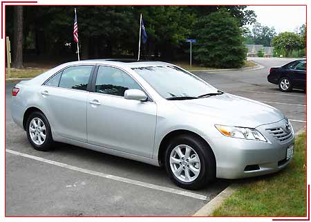 Toyota Camry, Budget Car Rental Services